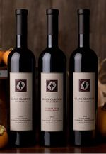 2012, 2013, 2014 Estate Cabernet Vertical