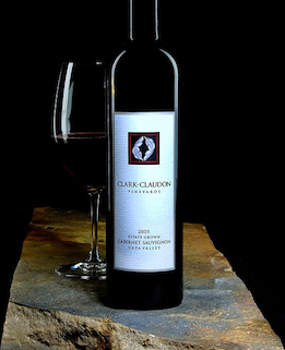 2005 Clark-Claudon Estate Cabernet