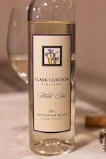 2012 Wild Iris Sauvignon Blanc
