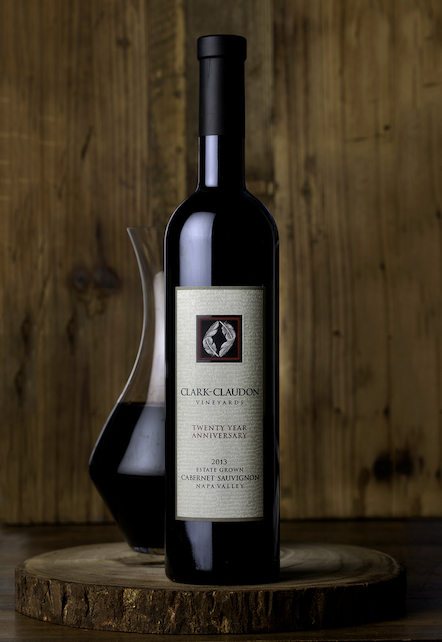 2013 Clark-Claudon 20 Year Anniversary Estate Cabernet