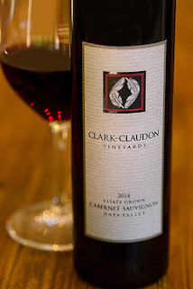 2014 Clark-Claudon Estate Cabernet